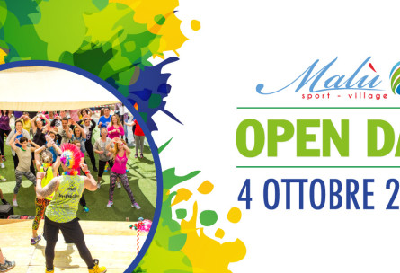 Open Day 2017 - Malù Sport Village